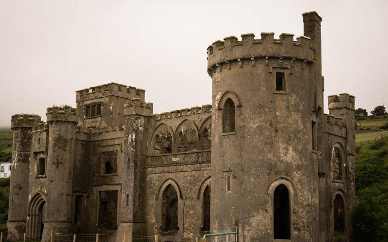 demolishing historical buildings